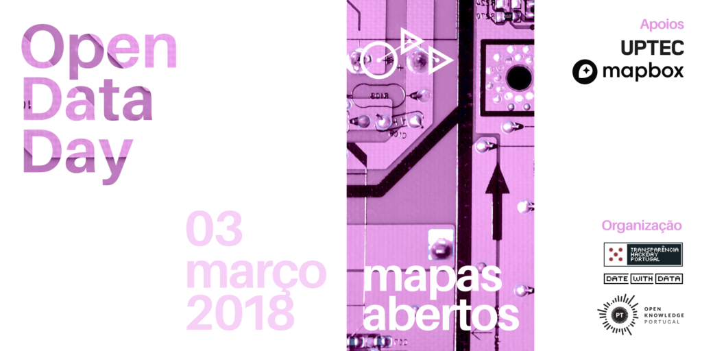 Open Data Day Portugal 2018