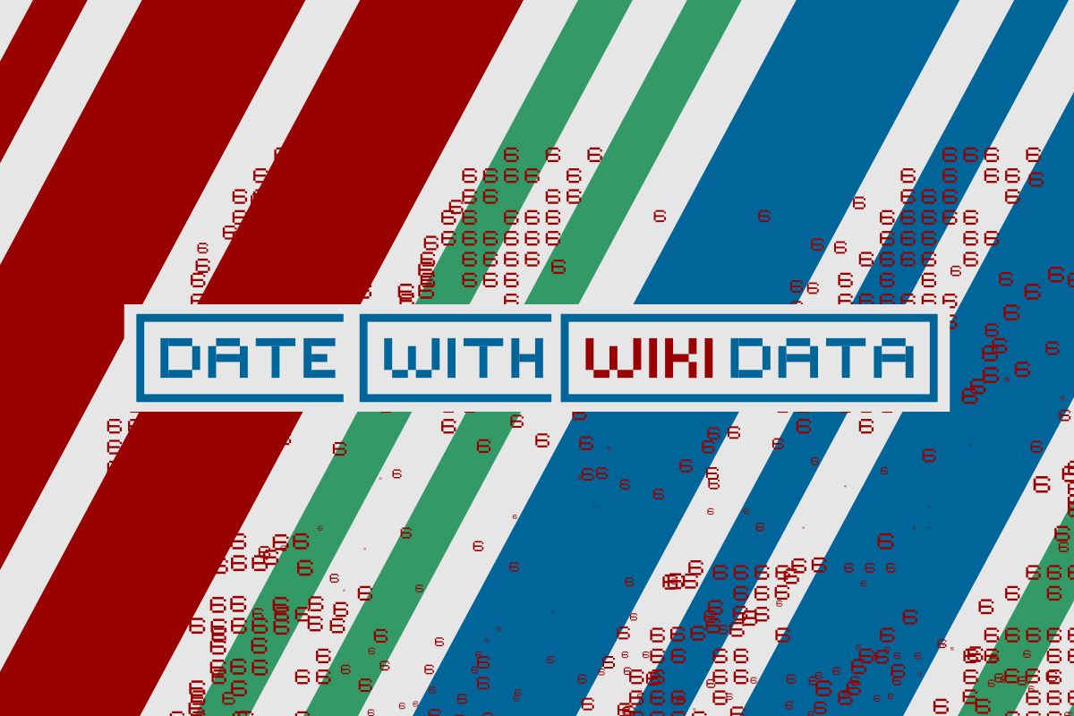 Date With Data #31: Date With Wikidata!