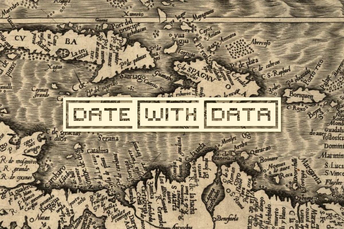 Date With Data #32: Histórias com mapas